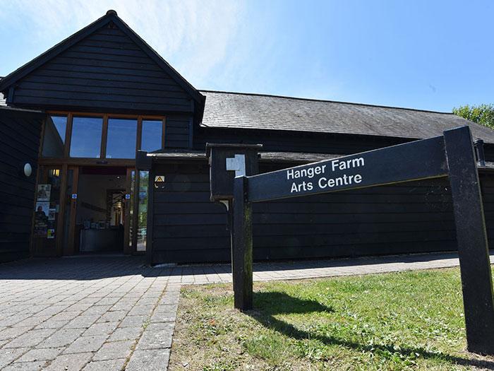 Hanger Farm Arts Centre
