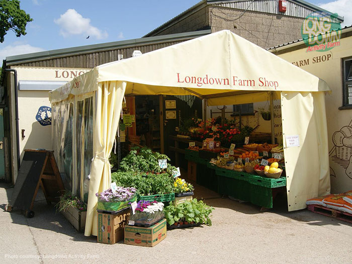 Longdown Farm Shop