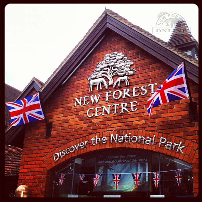 New Forest Centre, Lyndhurst