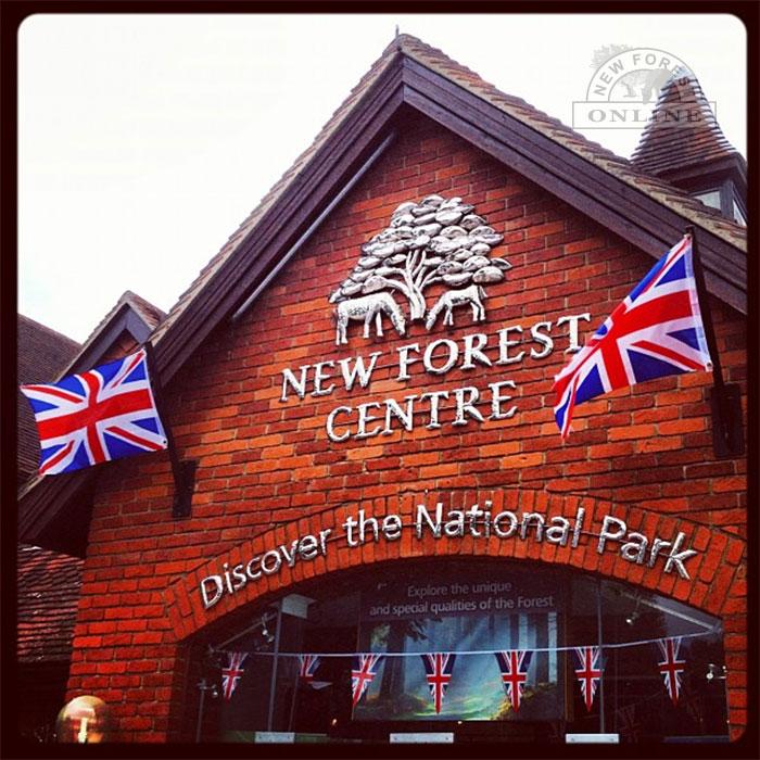 New Forest Centre, Lyndhurst