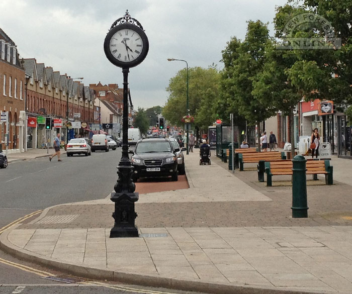 New Milton High Street