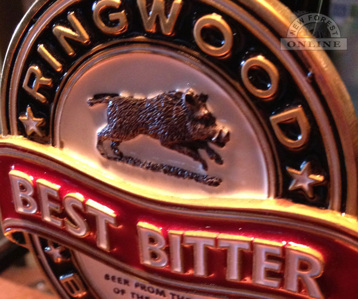 Ringwood Best Bitter